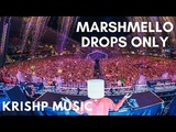 Marshmello Drops Only - Ultra Music Festival Europe 2018