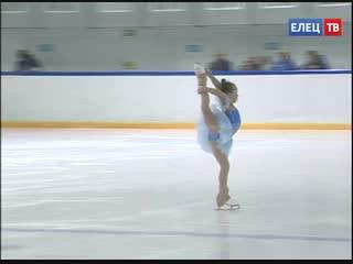 В ледовом дворце имени А. Тарасова прошёл фестиваль по фигурному катанию «Хрустальный конёк»