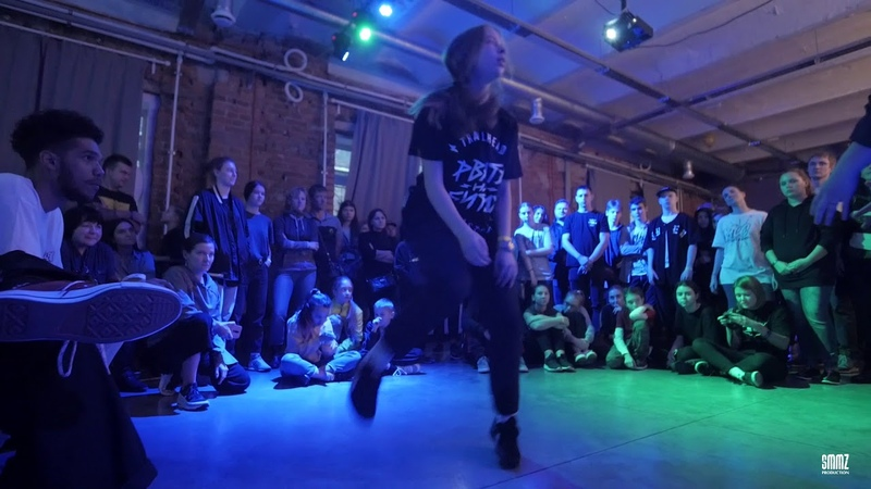 Stadi vs Ponch (14 FINAL) || Hip-Hop BEG. || PARTIYA BATTLE