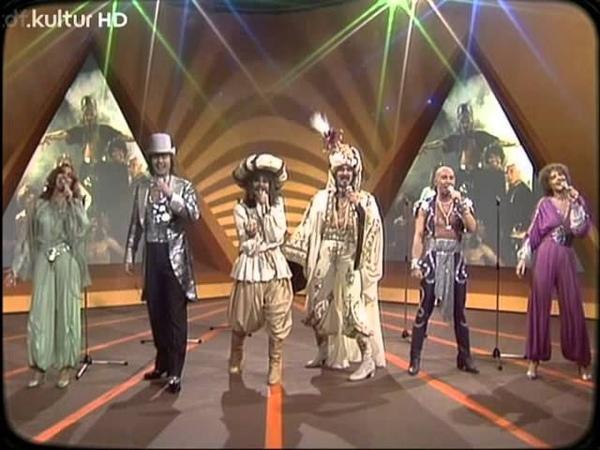 Dschinghis Khan Hadschi Halef Omar ZDF Die Pyramide