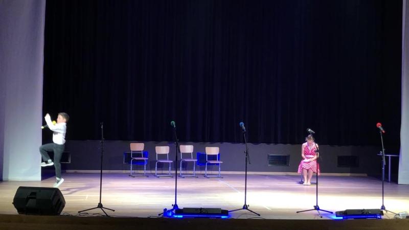 Русский музыкальный театр, Однажды летом, SZENARIUM2018