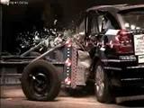 Dodge Caliber crash test Side