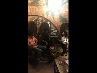 Барун Собти в прямом эфире 01.03.2019