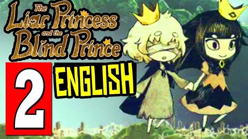 The Liar Princess and the Blind Prince - ENGLISH Walkthrough Part 2 THE MUSHROOM NURSERY