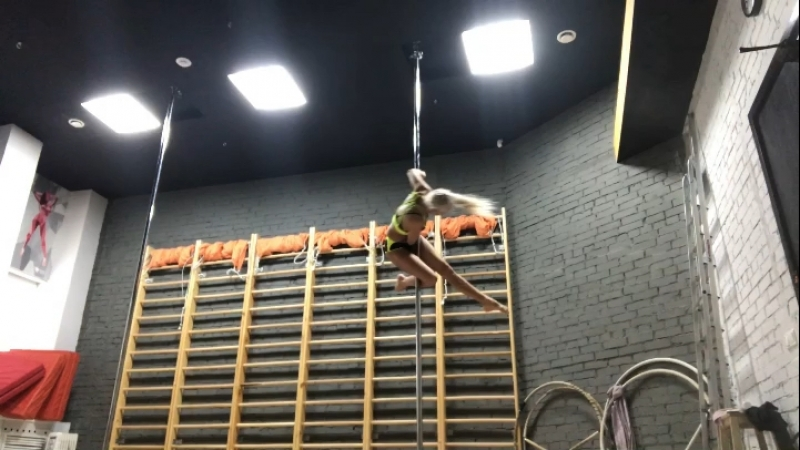 Polesport poledance GraFit