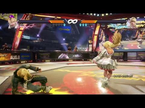 Tekken7 с любимой