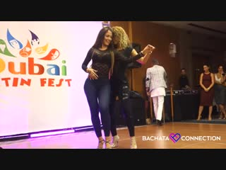 Tanja Desiree Hot Bachata