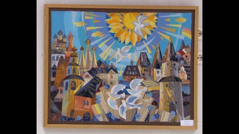 В культурно-выставочном зале открылась выставка Сказки старого города