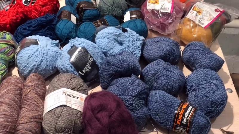 Пряжа Голландия ( js owg wool knits)
