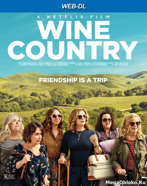 Винная страна / Wine Country (2019/WEB-DL/WEB-DLRip)