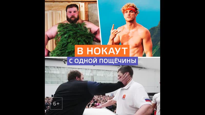 Американский блогер Логан Пол сразится с блогером Вася «Пельмень» на турнире по пощёчинам - Москва 24