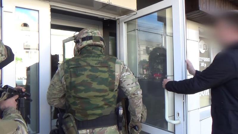 Задержание вербовщиков террористов в Красноярске