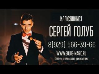 Сергей Голуб - ПРОМО 2017 Свадьбы, корпоративы, юбилеи