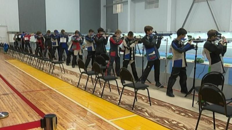 Губкинский принимает лучших стрелков 12