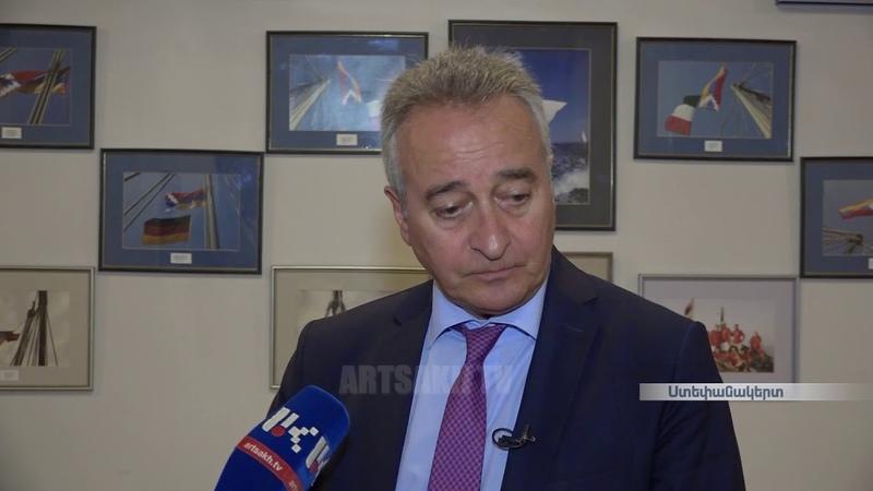 Բակո Սահակյանն ընդունել է ՀԲԸՄ նախագահին 14
