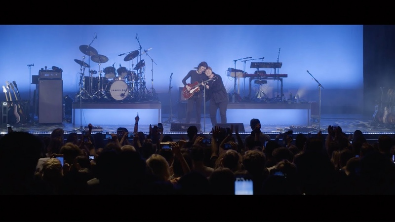 James Bay Lewis Capaldi – Let It Go Someone You Loved (Live at the London Palladium)