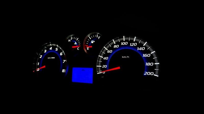 Пересвет Chevrolet Aveo T250