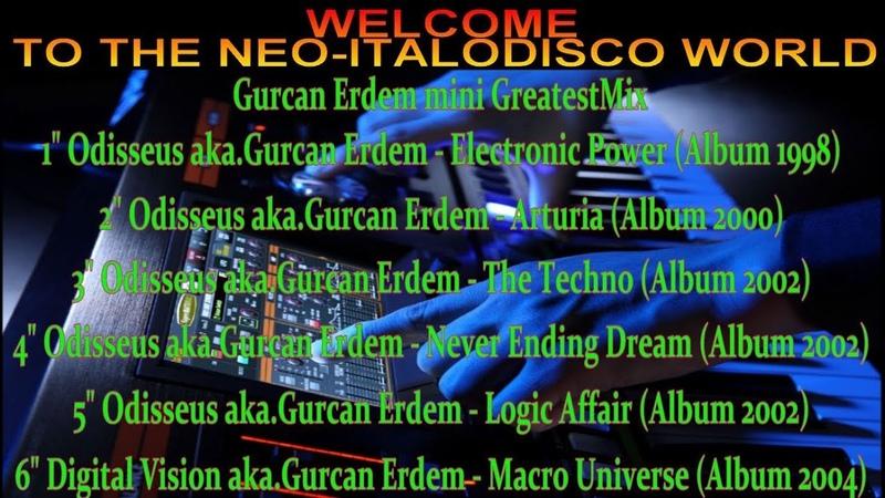 Gurcan Erdem _ Albums MEGAMIXtype _ skin AKAI master G77 ( v.1 )
