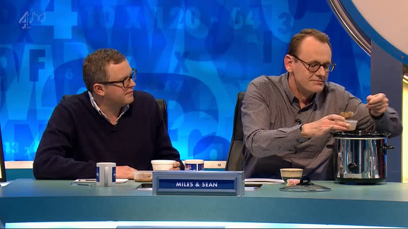 8 out of 10 Cats does Countdown S07E05 (05.06.2015)