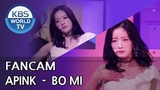 FOCUSED Apink's BOMI - I'm so sickMusic Bank 2018.07.06
