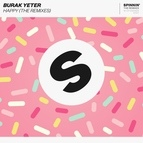 Burak Yeter альбом Happy (The Remixes)