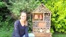 DIY Hôtel à Insectes Building insect hotel