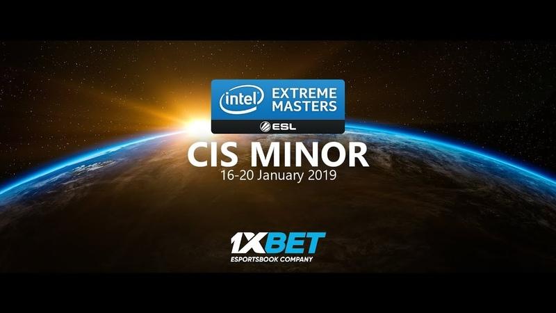 IEM Katowice 2019 CIS Minor Promo by 1xBet Esports