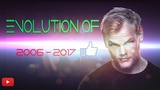 Эволюция музыки Avicii 2006-2017