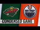 Minnesota Wild vs Edmonton Oilers | Dec.07, 2018 | Game Highlights | NHL 2018/19 | Обзор матча