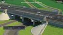 Строительство скоростной автомобильной дороги Москва Санкт Петербург 7 й этап
