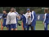 Maurizio Sarri welcoming back Olivier Giroud, NGolo Kante, Antonio Rudiger and Ethan Ampad
