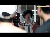 U10TV ep 217 - Самый красивый мембер группы(?) Вижуал Вэй♥ (За кадром VCR #2)