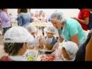 Кулинарный Мастер класс для детей по пицце