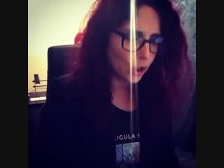 Marcela Bovio -  Routine ( Steven Wilson)