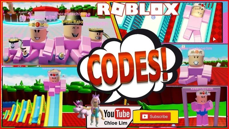 🍼 Baby Simulator! 5 Codes! Wee Wee Wee Wee Wee Baby FUN! Loud Warning!