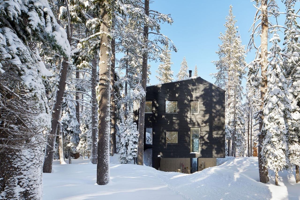 Troll Hus / Mork-Ulnes Architects