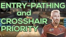 Fundamentals of CS:GO - Entry Pathing and Crosshair Priority
