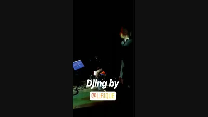 Djing by Lirique