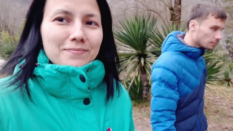 Агурские водопады Сочи Орлиные скалы Прометей