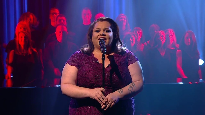 Keala Settle performs This is Me The Late Late Show RTÉ One