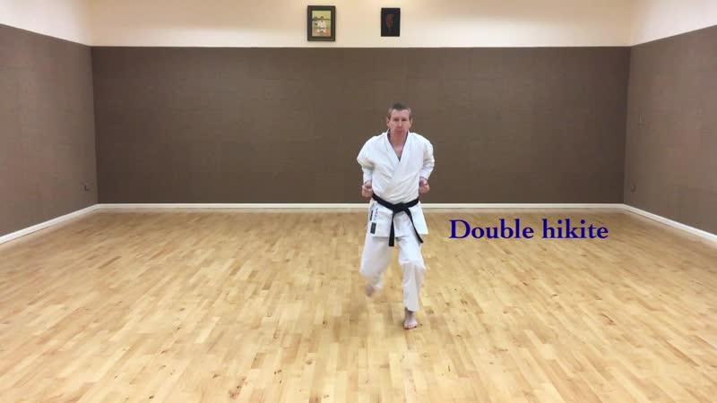 SKIF Kihon Ippon Kumite - Jodan 1 - 6
