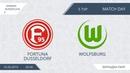 AFL19. Germany. Bundesliga 2. Day 5. Fortuna Dusseldorf - Wolfsburg