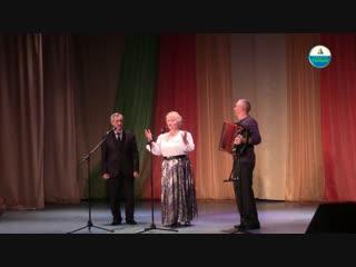 Николай Жердецкий и Александра Медвидь - Тучи в голубом (г. Валдай, 03.12.2018 г.)
