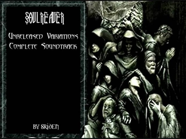 Drowned Abbey encounter (Rahab) - Material 28/37 (Soul Reaver Unreleased Variations OST)