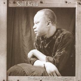 Salif Keita альбом The Mansa Of Mali ... A Retrospective