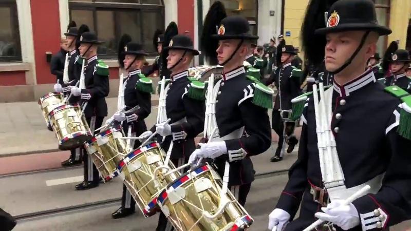 Norwegian Military Tattoo Parade, Oslo 2018