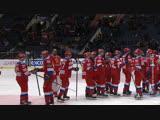 Россия победила чехов в матче Еврохоккейтура