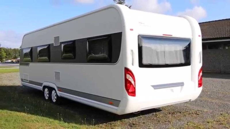 2015 Hobby 720 UKFe Prestige caravan