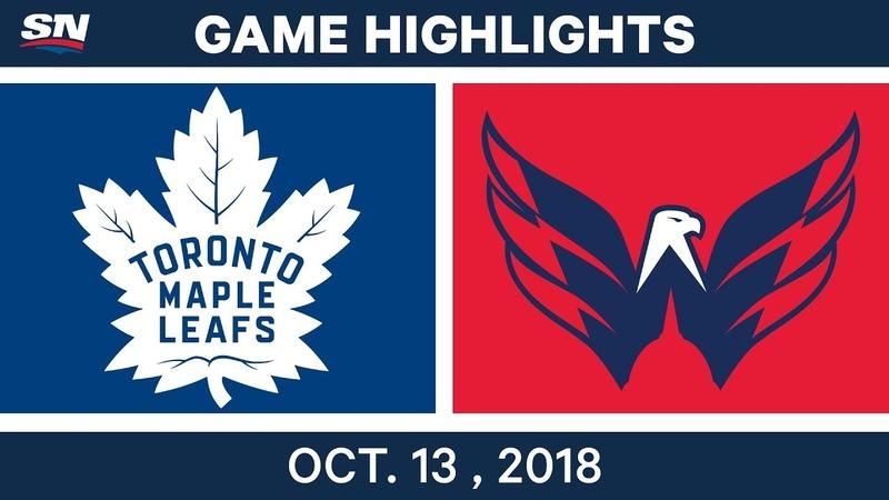 Торонто - Вашингтон, 14.10.2018. Обзор