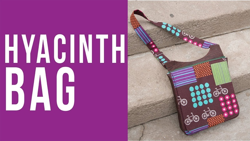 Trailer Hyacinth Bag Online Workshop